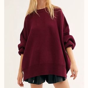 Free People Easy Street Sweater